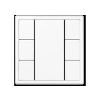 jung tastsensoren raumcontroller design knx bersicht. Black Bedroom Furniture Sets. Home Design Ideas