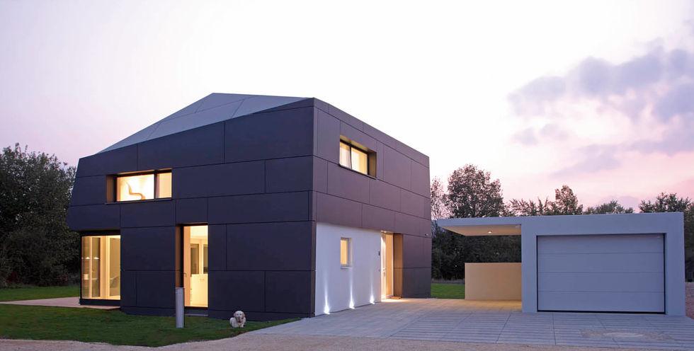 jung referenzen haus der zukunft regensburg. Black Bedroom Furniture Sets. Home Design Ideas