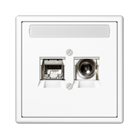 Smart TV socket