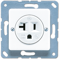 Socket US NEMA system, 20 A
