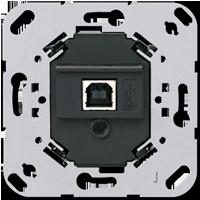 USB-интерфейс, скрытый монтаж