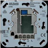 Mecanismo de control de persianas estándar – AC 230 V ~
