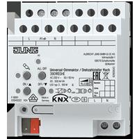 LED-Universal-Dimmaktor / Drehzahlsteller 1fach