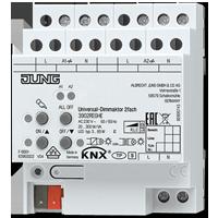 LED-Universal-Dimmaktor 2fach