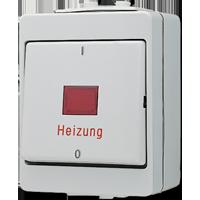 Heizungsschalter 3-polig