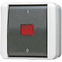 Wipp-Kontrollschalter 3-polig