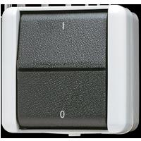 Wippschalter 3-polig