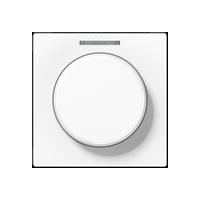 Abdeckung mit Lichtleiter für KNX Drehsensor – Serie AS / A
