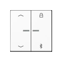 Tecla programadora universal con Bluetooth y flechas