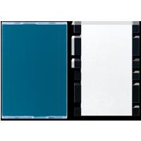 Transparent cover 38 x 53 mm