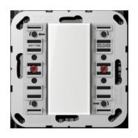 Standard push-button module, 1-gang