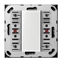 Universal push-button module, 1-gang