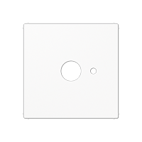 Abdeckung für VarioLine – Ruftaster für WC-Ruf