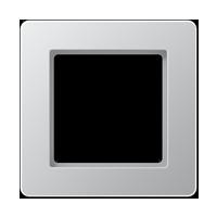 Cadre de finition, Aluminium