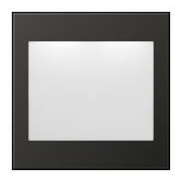 anthrazit (lackiertes Aluminium)