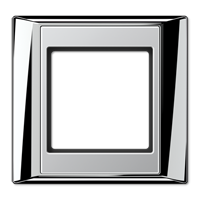 Frame, chrome-aluminium