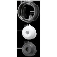 Adapterset für Ventilantrieb