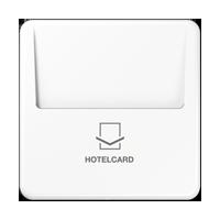 Hotelcard-Schalter (ohne Taster-Einsatz)