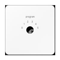 Abdeckung für Programmwahlschalter Dynacord / WHD