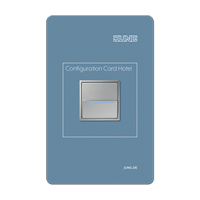 Tarjeta de configuración RFID