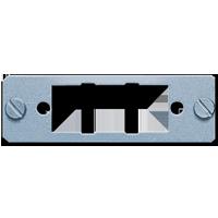 für 15-poligen D-Subminiatur-Steckverbinder