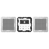 Smart Radio DAB+ Bluetooth, Set Stereo