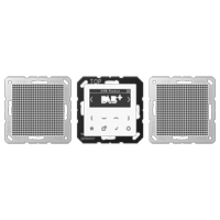 Smart Radio DAB+, stereo set