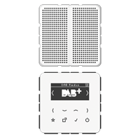 Smart Radio DAB+, Set Mono