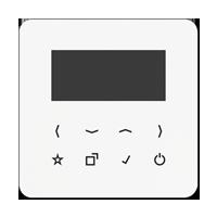 Display für Smart Radio DAB+ Bluetooth