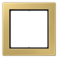 Frame, classic brass