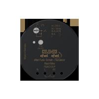 eNet radio switch/ push-button actuator 1-gang mini