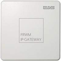 IP gateway for interconnected radio smoke alarm devices