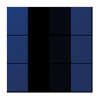 bleu outremer foncé