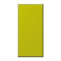 Placa en color de teclas
