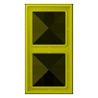 Frame, 2-gang