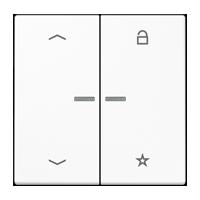 "Universal centre plate ""arrows"""