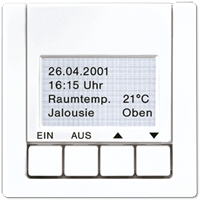 LCD info display ‒ LS ranges