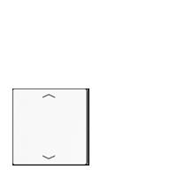 Taste 4fach mit Symbolen ▲▼, für Taste 2 oder 3