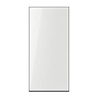 Transparent cover 33 x 70.5 mm