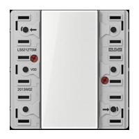 Push-button module 24 V AC/ DC