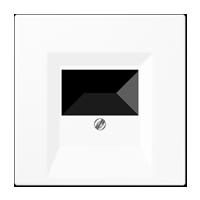 Abdeckung für TAE-/ Lautsprecher-Anschlussdose