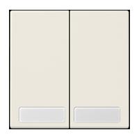 JUNG Wippe A595BFSW für Serienschalter