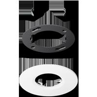 Комплект скрытого монтажа для датчика присутствия «мини» и регулятора освещения «мини»