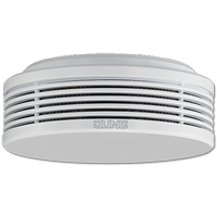 Radio smoke alarm device