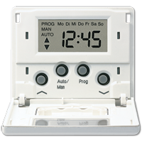 "Centre plate with timer function ""standard"""