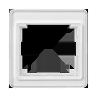 Frame for vertical installation