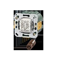 Serieschakelaar 10 AX 250 V ~