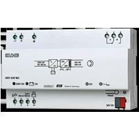 Unterbrechungsfreie KNX-Spannungsversorgung 640 mA  mit integrierter Drossel
