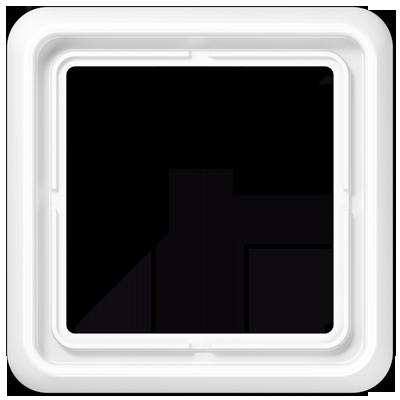 Jung Rahmen Für Waagerechte Und Senkrechte Kombination Rahmen Cd