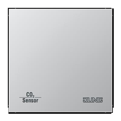 JUNG - CO2 multi-sensor – LS range CO2 sensors Design KNX